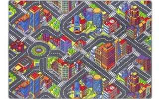 Детские ковры (62 фото): дизайнерские круглые модели на пол в комнату, гипоаллергенные коврики для детей