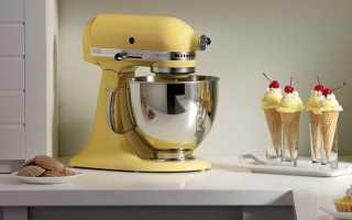 Artisan миксер: отзывы о планетарных кухонных моделях KitchenAid
