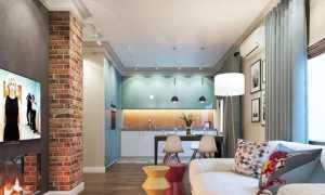 Дизайн кухни-гостиной площадью 30 кв.метров (82 фото): планировка с совмещенным интерьером
