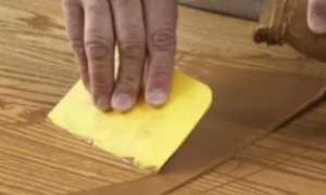 Шпаклевка по дереву: акриловая шпатлевка для деревянного пола