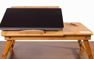 Малогабаритный стол для ноутбука (41 фото): маленькие стильные модели с надстройкой