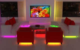 Мебельные светильники: подключение и установка встраиваемых светодиодных моделей под шкафы
