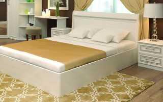 Кровати с подъемным механизмом 180х200 см: мягкие модели из экокожи с механизмом «Оскар»