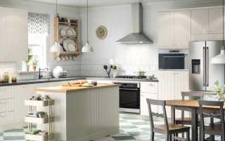 Мебель для кухни Ikea (58 фото): сборка и размеры кухонной мебели