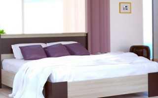 Кровати из ЛДСП: как сделать двуспальную кровать своими руками из ДСП, как изготовить самому