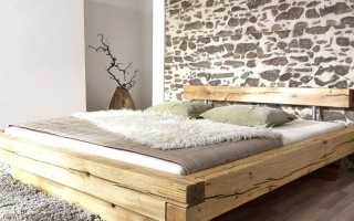 Кровати в стиле «лофт» (28 фото) особенности