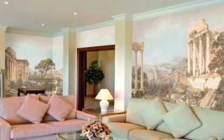 Обои-фрески (47 фото): панно с объемными белыми цветами с жемчугом на стену