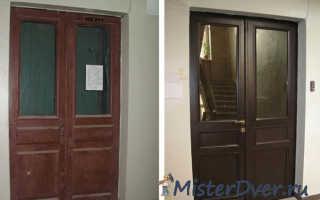 Межкомнатные двери под покраску (50 фото): деревянные модели из МДФ, чем покрасить модели из дерева своими руками, быстросохнущая краска без запаха
