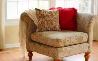 Угловые кресла (15 фото): для кухни