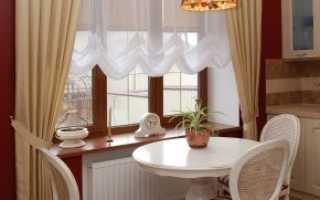 Короткие шторы из тюля в виде двух половинок на кухню (43 фото): современные варианты