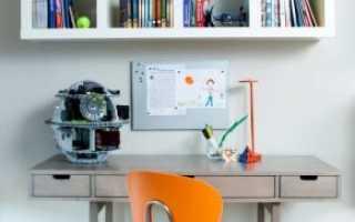 Маленький письменный стол: компактная малогабаритная модель для дома