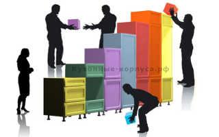 Кухонные шкафы (112 фото): корпуса шкафчиков для кухни и каркас для встраиваемой техники