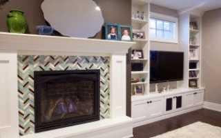 Плитка для печи (49 фото): огнеупорная и жаростойкая керамическая облицовочная плитка для каминов и печей