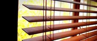 Жалюзи с системой Isotra (27 фото): установка горизонтальных моделей