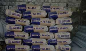 Цемент М400: технические характеристики и плотность насыпной продукции М-400 в мешках, цемент Д20 «ПЦ»