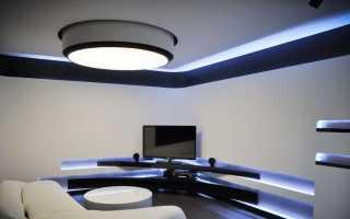 Настенно-потолочные светильники (44 фото): светодиодные модели для ванной, Lightstar и Globo