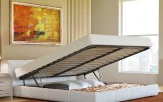 Кровати с подъемным механизмом (75 фото): мягкие модели с системой подъема изголовья