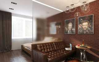 Дизайн спальни-гостиной 17 кв. м (48 фото): дизайн-проект интерьера комнаты