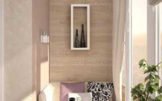 Качественное покрытие для потолка на лоджии (46 фото): из чего сделать натяжные потолки