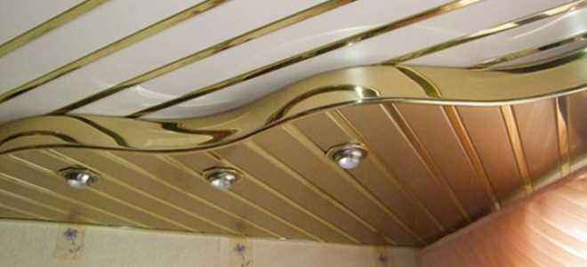 Реечный потолок на кухне (45 фото): как повесить своими руками, отзывы