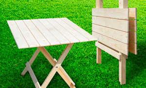 Складной стол своими руками (44 фото): как сделать самостоятельно раскладной столик-трансформер из дерева