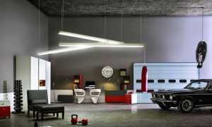 Дизайн гаража (46 фото): красивый интерьер внутри своими руками и как сделать