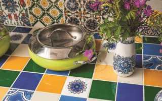 Дизайнерская плитка: керамические коллекции ручной работы, цветовые решения и размеры