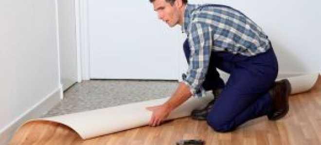 Теплый пол под линолеум: можно ли стелить электрические полы на бетонную основу