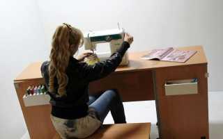 Стол-трансформер для шитья: раскладные и складные раскройные модели Ikea для дома