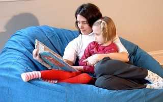 Детские кресла из поролона: бескаркасное кресло, как сделать кронштейн своими руками