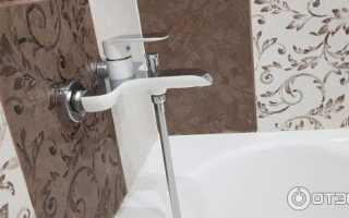 Смесители Iddis: выбираем модели Calipso для ванны от страны-производителя
