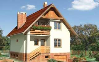Проекты домов с цокольным этажом и мансардой: чертежи двухэтажных домов с цоколем