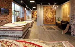 Размеры современных ковров: 3 х 3 и 2 х 4, 5 х 3 и 1 х 5, 3 х 4 и 2 х 2, круглые метровые модели из шерсти для детей