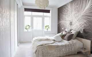 Дизайн стен в спальне (93 фото): отделка, рисунки и роспись стен, декор и оформление в квартире
