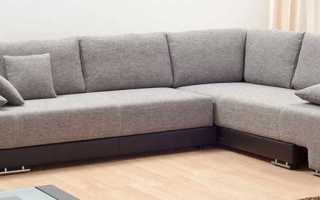 Размеры углового дивана: малогабаритные и большие диваны