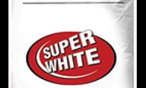 Белый цемент: применение декоративной смеси М600, турецкая продукция Adana в мешках