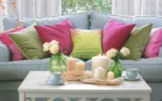 Подушки для дивана своими руками (29 фото): изготовление подушечки-думочки