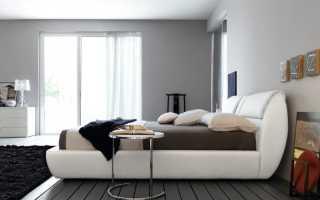 Прикроватные столики для спальни (27 фото): дизайнерские стеклянные модели на колесиках