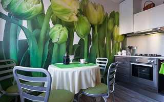 Серые обои на кухне (26 фото): какой гарнитур сочетается со светло-серыми и белыми обоями
