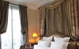 Современный дизайн штор в интерьере спальни (97 фото): модные идеи и новинки