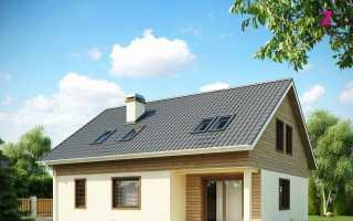 Проекты небольших домов с мансардой (38 фото): чертежи маленьких коттеджей из газобетона, красивые малогабаритные дома