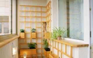 Стеллаж на балкон своими руками (45 фото): как сделать конструкцию из дерева для рассады, чертежи и схемы