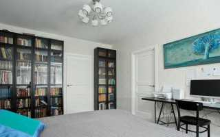 Книжные шкафы Ikea: белые стеллажи с дверцами со стеклом и стеклянными полками