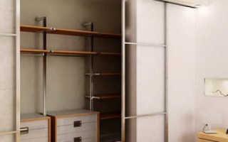 Гардеробные шкафы (65 фото): встраиваемый гардероб, встроенные для одежды в прихожую, дизайн проектов
