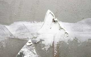 Малярная сетка под шпаклевку: какие бывают виды для стен