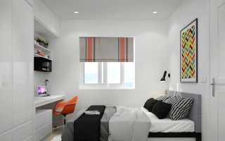 Шкафы для маленькой спальни (43 фото): компактный и вместительный шкаф для спальной комнаты