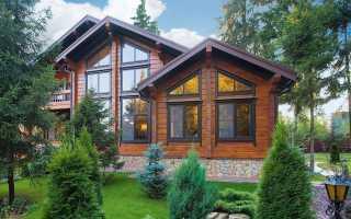 Интерьер дома из бруса (87 фото): дизайн деревянного коттеджа внутри, имитация клееного бруса в русском стиле