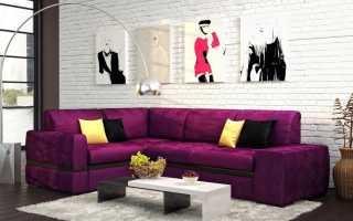Диван «Мэдисон»: мебель из велюра в интерьере, отзывы