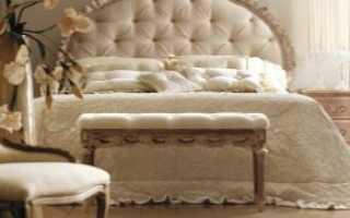 Двуспальные кровати с мягким изголовьем (25 фото): стильные модели с полками
