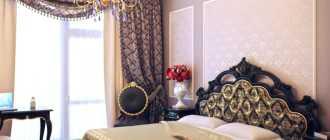 """Спальня в стиле """"барокко"""" (41 фото): """"рококо"""" в дизайне интерьера"""